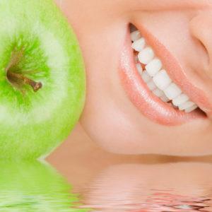 Des fruits et légumes bons pour les dents